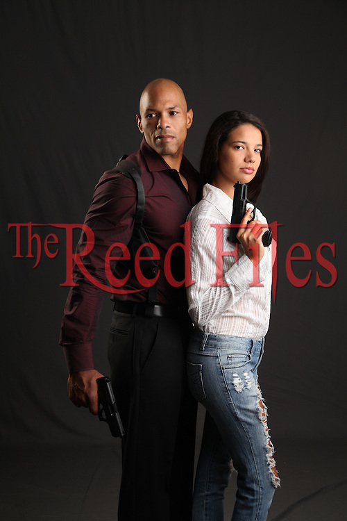 The Reed Files Suspense Stock Imags