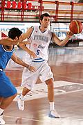 Porto San Giorgio, 05/06/07<br /> Basket, nazionale italiana maschile<br /> bianchi vs blu<br /> nella foto: giuliano maresca<br /> foto ciamillo