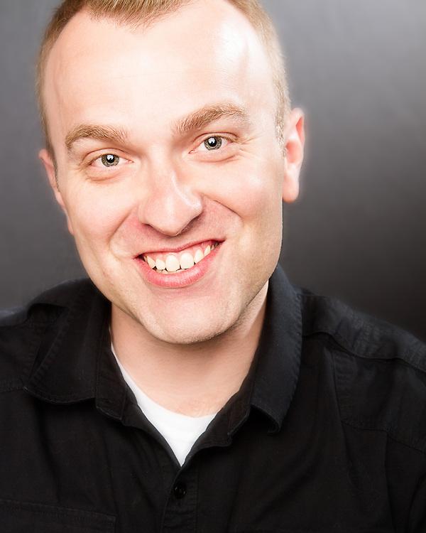 Michigan actor Brian Lark Headshot