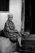 Old lady as she was fondly called by one and all was my landlady in the late 80s, when I lived in a beautiful old Bangalore bungalow.