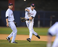 Mississippi's Alex Yarbrough (2) vs. Austin Peay at Oxford-University Stadium in Oxford, Miss. on Tuesday, March 9, 2010.