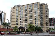 Omni Hotel At California Plaza In Los Angeles