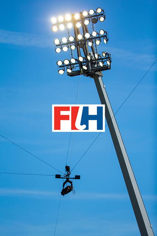 THE HAGUE - Rabobank Hockey World Cup 2014 - 12-06-2014 - WOMEN - SEMI-FINAL USA - AUSTRALIA - AUSTRALIA WINS - videosysteem.<br /> Copyright: Willem Vernes