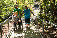 SUMMER CAMP FOR YOUNG PEOPLE WITH DISABILITIES