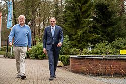 Rutten Bert, NED, Dr. Schulze-Schleppinghof Wolfgang, GER<br /> Dubbel Interview IDS - Beekbergen 2019<br /> © Hippo Foto - Dirk Caremans<br /> 10/02/2019
