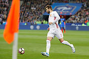 Gerard Pique (ESP) during the Friendly Game football match between France and Spain on March 28, 2017 at Stade de France in Saint-Denis, France - Photo Stephane Allaman / ProSportsImages / DPPI