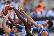 Biligha Paul Stephan<br /> Nazionale Italiana Maschile Senior<br /> Torneo Acropolis<br /> Grecia - Italia Greece - Italy<br /> FIP 2017<br /> Atene, 24/08/2017<br /> Foto Ciamillo - Castoria