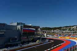 10.10.2014, Sochi Autodrom, Sotschi, RUS, FIA, Formel 1, Grosser Preis von Russland, Training, im Bild Esteban Gutierrez (MEX) Sauber C33. // during the Practice of the FIA Formula 1 Russia Grand Prix at the Sochi Autodrom in Sotschi, Russia on 2014/10/10. EXPA Pictures © 2014, PhotoCredit: EXPA/ Sutton Images/ Lundin<br /> <br /> *****ATTENTION - for AUT, SLO, CRO, SRB, BIH, MAZ only*****