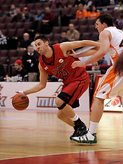 2010 CIS basketball round robin