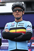 Greg Van Avermaet (Belgium) at the presentation during the Road Cycling European Championships Glasgow 2018, in Glasgow City Centre and metropolitan areas Great Britain, Day 11, on August 12, 2018 - Photo Laurent Lairys / ProSportsImages / DPPI