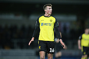 Conor Shaughnessy of Burton Albion (16) during the EFL Sky Bet League 1 match between Burton Albion and Oxford United at the Pirelli Stadium, Burton upon Trent, England on 11 February 2020.