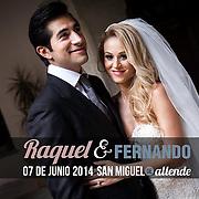 Boda Raquel + Fernando