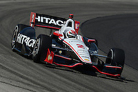 Ryan Briscoe, Milwaukee IndyFest, Milwaukee Mile, West Allis, WI 06/16/12