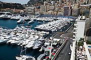 May 25-29, 2016: Monaco Grand Prix. Esteban Gutierrez (MEX), Haas F1, Ferrari, Mclaren