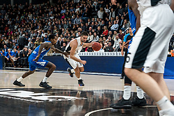 October 30, 2018 - Lyon, France - The LDLC ASVEL beat the Zenith Saint Petersburg team 89-68  for the 5th day of the EUROCUP in Villeurbanne, France, on October 30, 2018. (Credit Image: © Nicolas Liponne/NurPhoto via ZUMA Press)
