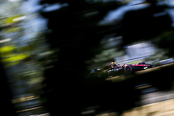 August 31, 2018 - Portland, Oregon, United Stated - CARLOS MUNOZ (6) of Colombia takes to the track to practice for the Portland International Raceway at Portland International Raceway in Portland, Oregon. (Credit Image: © Justin R. Noe Asp Inc/ASP via ZUMA Wire)