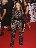 Amber Davies, The Daily Mirror Pride of Britain Awards 2017, Grosvenor House, London UK, 30 October 2017, Photo by Brett D. Cove
