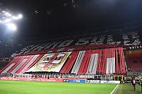 coreografia tifosi Milan Supporters <br /> Milano 27-12-2017 Stadio Giuseppe Meazza in San Siro Calcio Coppa Italia Milan - Inter foto Image Sport/Insidefoto