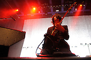 Photos of The Arctic Monkeys performing at the Pageant in St. Louis on April 11, 2010.