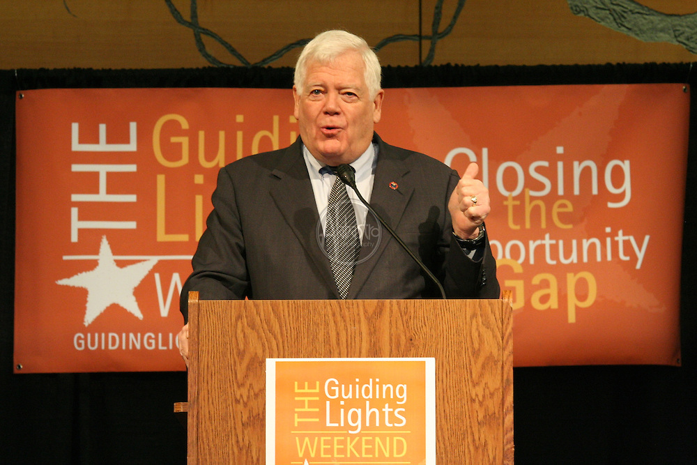 U.S. Representative Jim McDermott at the Guiding Lights Weekend 2010, January 30, 2010 in Seattle, WA.