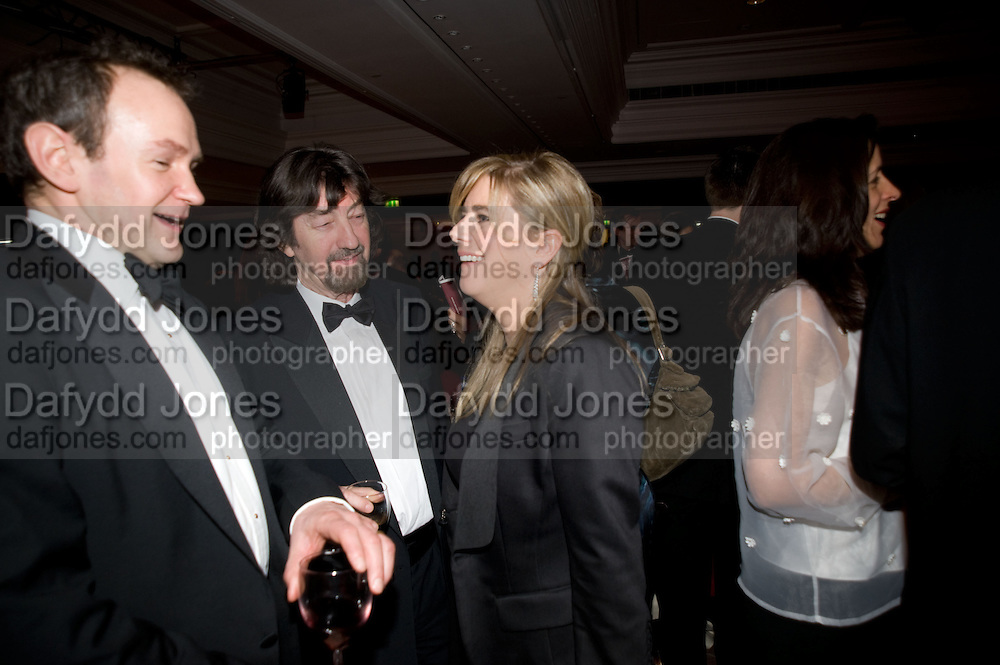 Alexander Armstrong; Trevor Nunn; Imogen stubbs; , The Costa Book of the Year Award at the Costa Book Awards. The Intercontinental Hotel, Hamilton Place. London. 27 January 2009 *** Local Caption *** -DO NOT ARCHIVE -Copyright Photograph by Dafydd Jones. 248 Clapham Rd. London SW9 0PZ. Tel 0207 820 0771. www.dafjones.com<br /> Alexander Armstrong; Trevor Nunn; Imogen stubbs; , The Costa Book of the Year Award at the Costa Book Awards. The Intercontinental Hotel, Hamilton Place. London. 27 January 2009