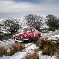 Car 8 James O'Mahony / Frank Hussey