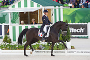 Marc Boblet - Noble Dream Concept Sol<br /> Alltech FEI World Equestrian Games™ 2014 - Normandy, France.<br /> © DigiShots