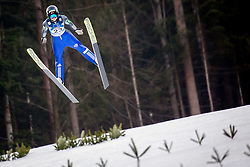 Spela Rogelj (SLO) during 1st Round at Day 1 of FIS Ski Jumping World Cup Ladies Ljubno 2018, on January 27, 2018 in Ljubno ob Savinji, Ljubno ob Savinji, Slovenia. Photo by Ziga Zupan / Sportida