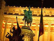 Monument to Vittorio Emanuele II, Rome, Italy