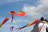 International Festival of Kites held at San Vito Lo Capo beach