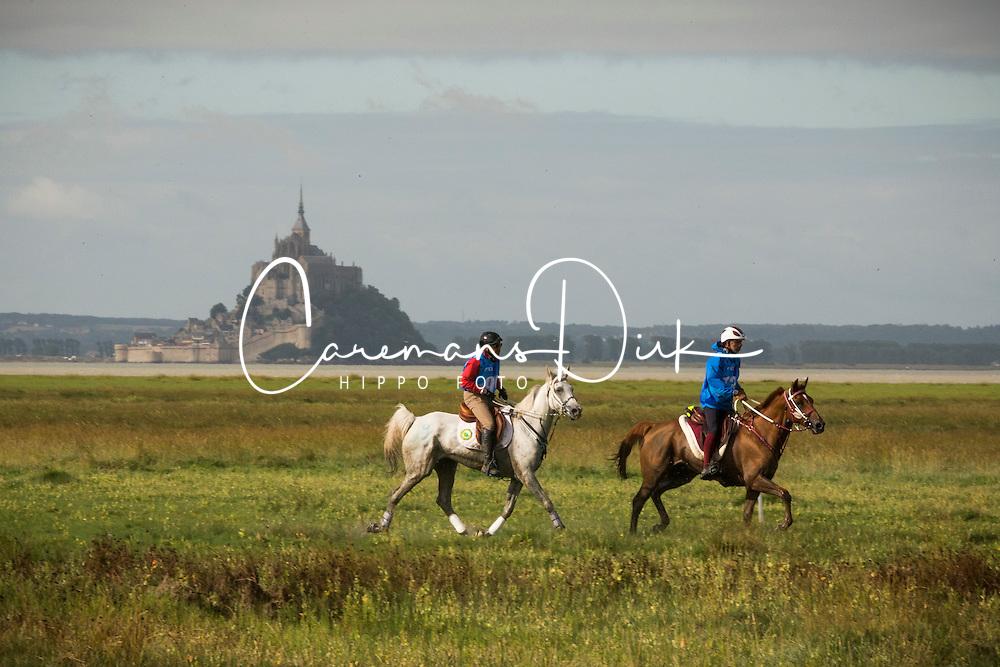 Tarek Tahner, (KSA), Easy Fontnoire - Endurance - Alltech FEI World Equestrian Games™ 2014 - Normandy, France.<br /> © Hippo Foto Team - Dirk Caremans<br /> 25/06/14