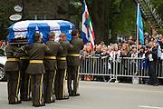 funérailles Église St-Germain d'Outremont
