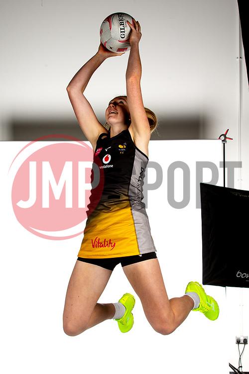 Sienna Rushton of Wasps Netball - Mandatory by-line: Robbie Stephenson/JMP - 02/11/2019 - NETBALL - Ricoh Arena - Coventry, England - Wasps Netball Headshots
