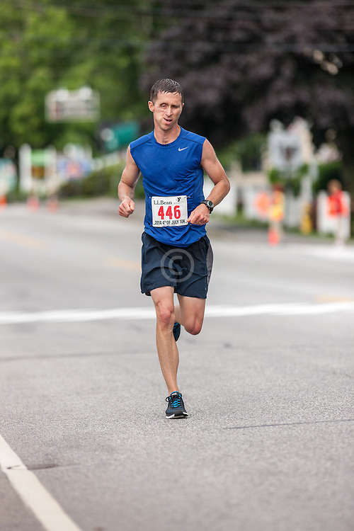 LL Bean Fourth of July 10K road race: Phil DiRusso