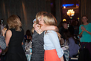 TANYA BRYER; KATE REARDON, The Foreign Sisters lunch sponsored by Avakian in aid of Cancer Research UK. The Dorchester. 15 May 2012