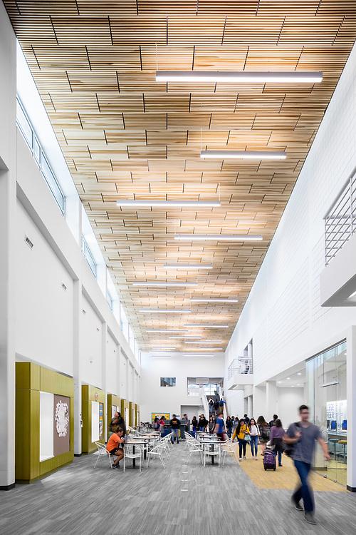 Middle College at University of North Carolina Greensboro | VINES Architecture | Greensboro, North Carolina