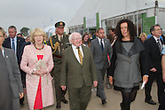 President Higgins tour of the ploughing 2013 day 2