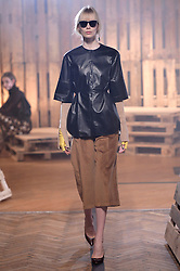 Palmer Harding, Autumn Winter 2016, Ready to Wear, London Fashion Week. EXPA Pictures © 2016, PhotoCredit: EXPA/ Photoshot/ Digital Catwalk<br /><br />*****ATTENTION - for AUT, SLO, CRO, SRB, BIH, MAZ only*****