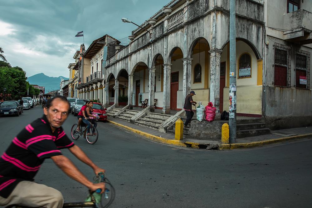 Granada, Nicaragua. Copyright 2017 Reid McNally.