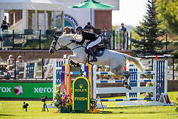 Jochems Kevin, NED, Faithless MVDL<br /> Spruce Meadows Masters - Calgary 2019<br /> © Hippo Foto - Dirk Caremans<br />  04/09/2019