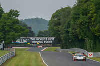 Ian Stinton (GBR) / Mike Simpson (GBR)  #32 Tolman Motorsport  Ginetta G55 GT3  Ginetta 4.3L V8 British GT Championship at Oulton Park, Little Budworth, Cheshire, United Kingdom. May 28 2016. World Copyright Peter Taylor/PSP.