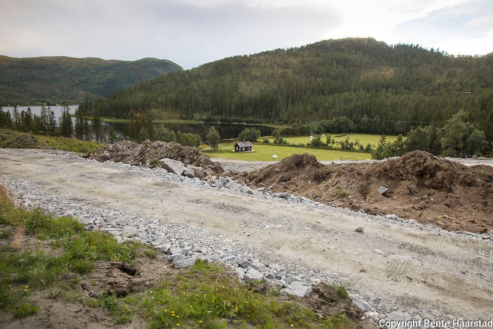 Vindkraftutbyggingen på Fosen krever storstilt oppgradering av vegnettet, i tillegg til 241 km veg.