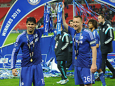Chelsea v Spurs Cap I  01/03/2015