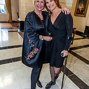 NLD/Amsterdam/20170326 - Pr. Margarita en Sheila de Vries presenteren nieuwe sieradencollectie, Sheila de Vries en Anouk van Nes