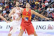 DESCRIZIONE: Berlino EuroBasket 2015 - <br /> Turkey Spain<br /> GIOCATORE: Guillermo Hernangomez<br /> CATEGORIA: Tagliafuori<br /> SQUADRA: Spain<br /> EVENTO: EuroBasket 2015 <br /> GARA: Berlino EuroBasket 2015 - Turkey vs Spain<br /> DATA: 06-09-2015 <br /> SPORT: Pallacanestro <br /> AUTORE: Agenzia Ciamillo-Castoria/I.Mancini <br /> GALLERIA: FIP Nazionali 2015 FOTONOTIZIA: Berlino EuroBasket 2015 - Turkey vs Spain