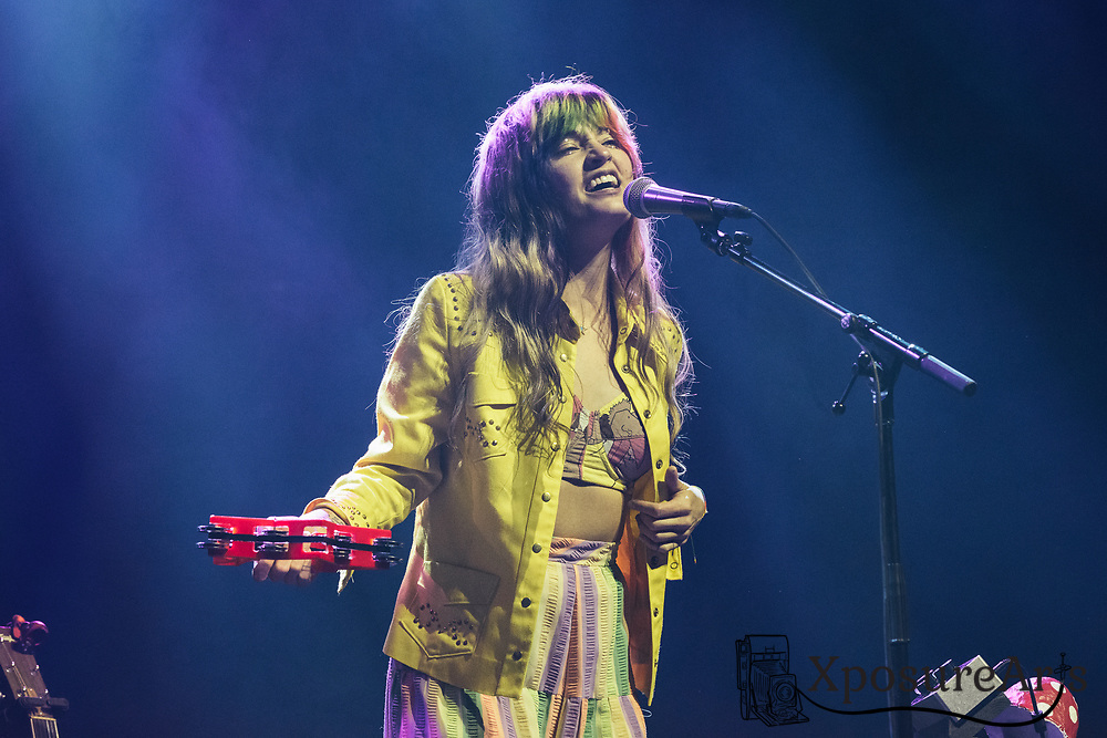 Lauren Ruth Ward performs at the Fox Theater in Oakland, CA,