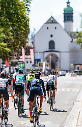 25.04.2018, Innsbruck, AUT, ÖRV Trainingslager, UCI Straßenrad WM 2018, im Bild Mitglieder der Österreichischen Nationalmannschaft // during a Testdrive for the UCI Road World Championships in Innsbruck, Austria on 2018/04/25. EXPA Pictures © 2018, PhotoCredit: EXPA/ JFK