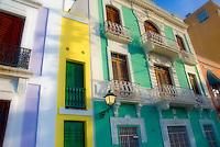 Colores de la Calle Tetuán (Tetuan Street colors)
