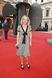 MARIELLA FROSTRUP at the Royal Academy of Art Summer Exhibition Preview Party on 4th June 2008.<br />