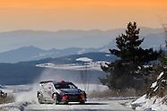 France- Rally WRC Monte Carlo - 20 Jan 2017